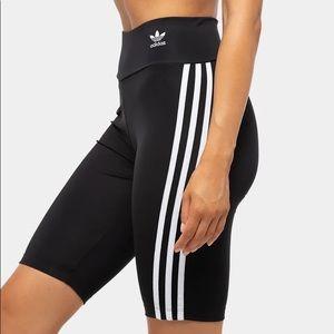 Adidas Women's 3 Stripe Tight shorts